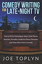 Comedy Writing for Late-Night TV: How to…