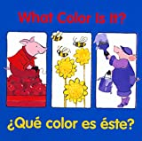 What Color Is It?/Que color es este? (Good Beginnings)