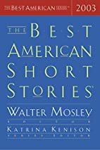 The Best American Short Stories 2003 by…