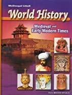 McDougal Littell World History: Medieval and…
