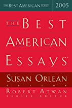 The Best American Essays 2005 by Susan…