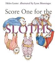 Score One for the Sloths av Helen Lynn…