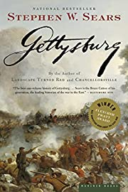 Gettysburg de Stephen W. Sears