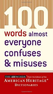 100 Words Almost Everyone Confuses and…