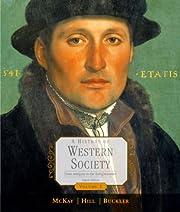 A history of Western society av John P.…