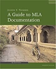 A guide to MLA documentation : with an…