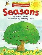 Seasons (Vocabulary Readers) by Heidi…