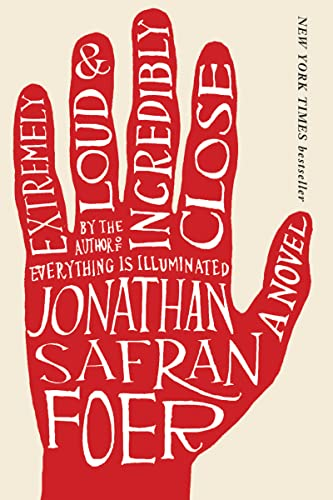 Extremely Loud and Incredibly Close, Foer, Jonathan Safran