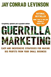 Guerrilla marketing : easy and inexpensive…
