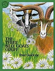 The Three Billy Goats Gruff Big Book –…