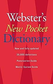 Webster's New Pocket Dictionary – tekijä:…