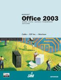 Aie Office 2003 Adv Pasewark by Morrison