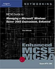 70-290: MCSE Guide to Managing a Microsoft…