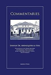 Commentaries von Shaykh Abdalqadir As-Sufi