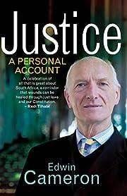 Justice: A Personal Account – tekijä:…