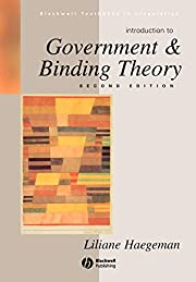 Introduction to Government and Binding…