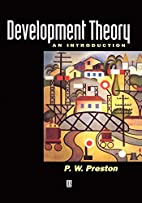 Development theory : an introduction by…