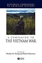 A Companion to the Vietnam War by Marilyn B.…