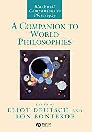 A Companion to World Philosophies de Eliot…