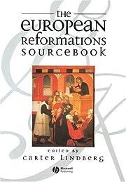 The European Reformations Sourcebook af…