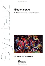 Syntax: A Generative Introduction…