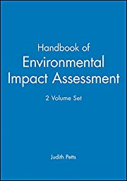 Handbook of environmental impact assessment…