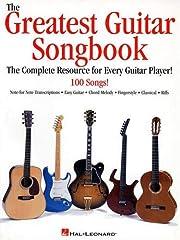 The Greatest Guitar Songbook (GUITARE) de…