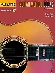 Hal Leonard Guitar Method, Book 2 (Hal…