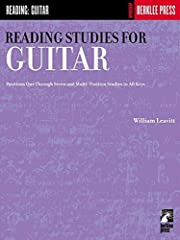 Reading Studies for Guitar: Positions One…