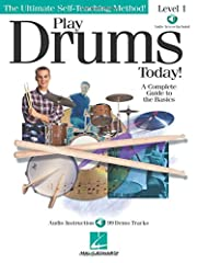 Play Drums Today Level 1 Bk/CD (Ultimate…