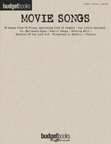 PDF] Movie Songs Budget Books | Free eBooks Download - EBOOKEE!