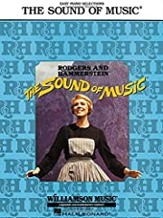 The Sound of Music (Easy Piano Vocal…