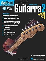 FastTrack Guitar Method - Spanish Edition:…