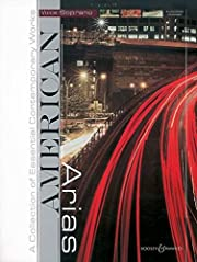American Arias: Soprano af Hal Leonard Corp.