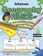 Arkansas Geography Projects: 30 Cool…