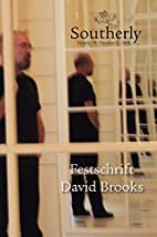 Southerly: Festschrift David Brooks by…