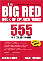 The Big Red Book of Spanish Verbs: 555 Fully…