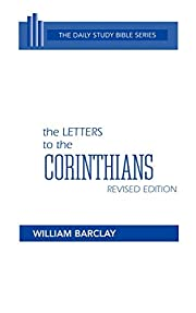 The Letters to the Corinthians (Daily Study…
