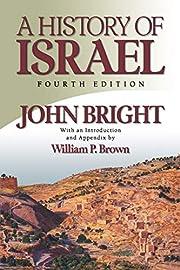 A History of Israel de John Bright
