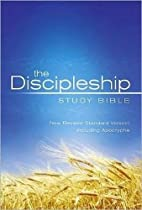 The Discipleship Study Bible: New Revised…