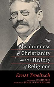 The Absoluteness of Christianity and the…