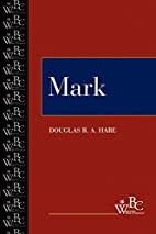 Mark (Westminster Bible Companion) by…