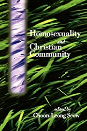 Homosexuality and Christian Community de…