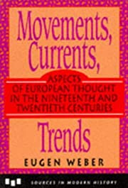 Movements, Currents, Trends: Aspects of…