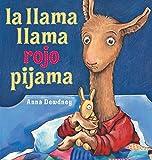 Cover art for La llama llama rojo pijama