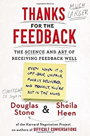 Thanks for the Feedback: The Science and Art…