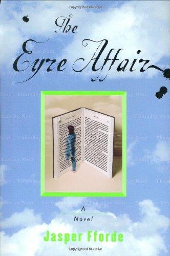The Eyre Affair, Fforde, Jasper