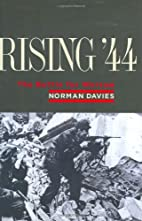 Rising 44 by Norman Davies