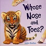 Whose Nose and Toes? av John Butler