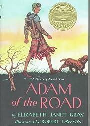 Adam of the road – tekijä: Elizabeth Gray…